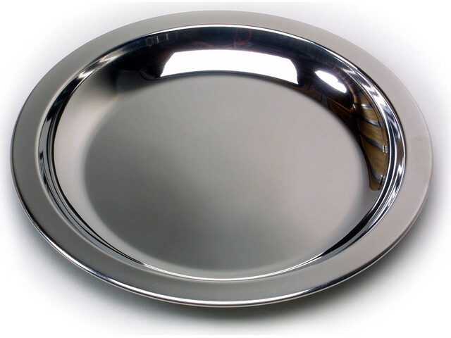 Basic Nature Stainless steel plate